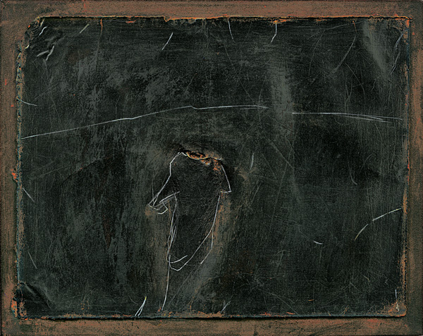 Painting: Night Worn, 1996